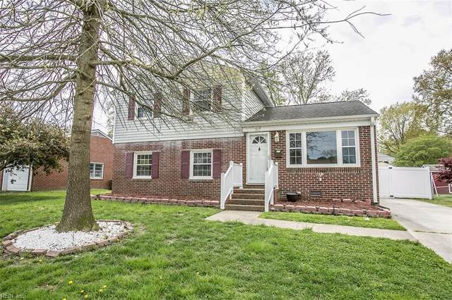 214 Valirey Dr, Hampton, VA 23669 (#10371751) :: Team L'Hoste Real Estate