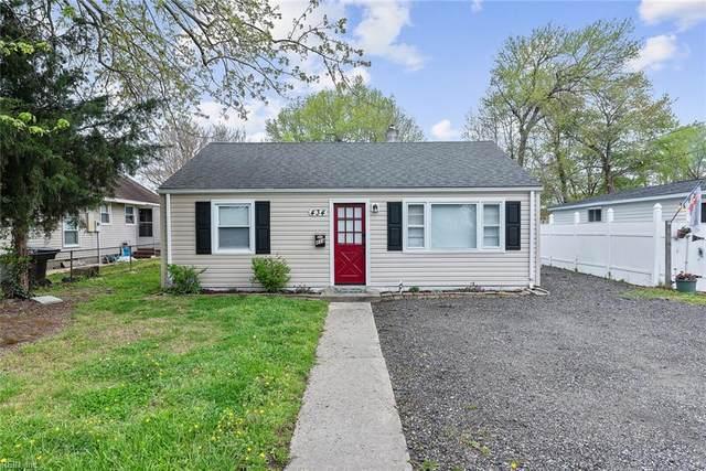 434 Rogers Ave, Hampton, VA 23664 (#10371779) :: Berkshire Hathaway HomeServices Towne Realty