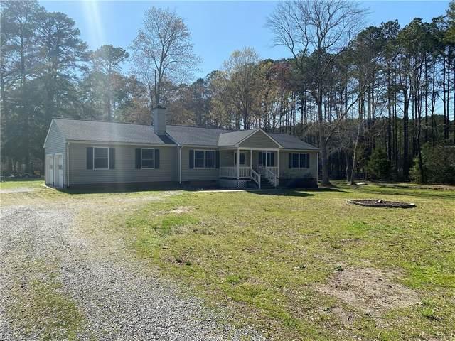 4017 North River Rd, Mathews County, VA 23056 (#10371782) :: Berkshire Hathaway HomeServices Towne Realty