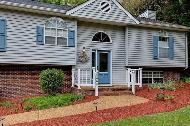 3460 Hunters Rdg, James City County, VA 23188 (#10371802) :: Atlantic Sotheby's International Realty