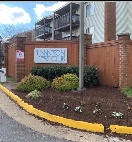 22 Wells Ct #2, Hampton, VA 23666 (#10371806) :: Berkshire Hathaway HomeServices Towne Realty