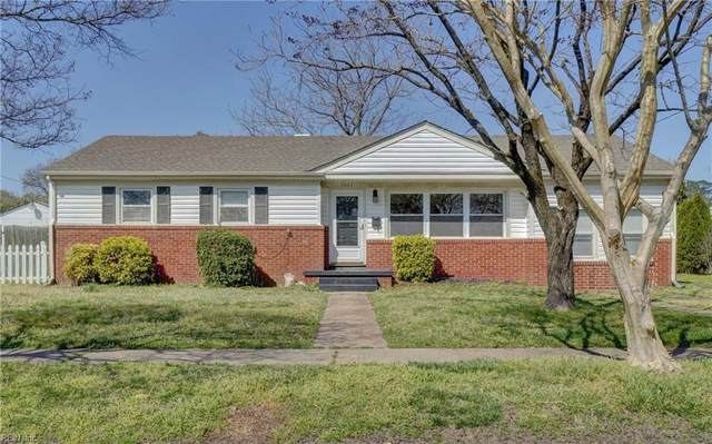 8063 Wedgewood Dr, Norfolk, VA 23518 (#10371807) :: Team L'Hoste Real Estate