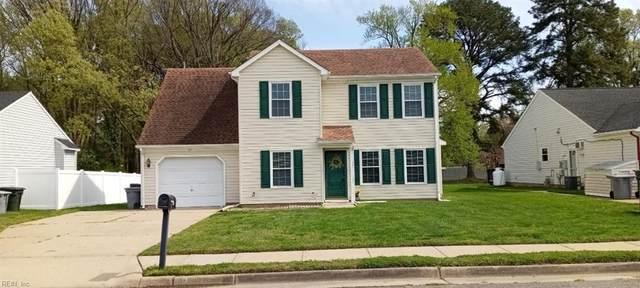 12 Red Robin Turn, Hampton, VA 23669 (#10371841) :: Berkshire Hathaway HomeServices Towne Realty