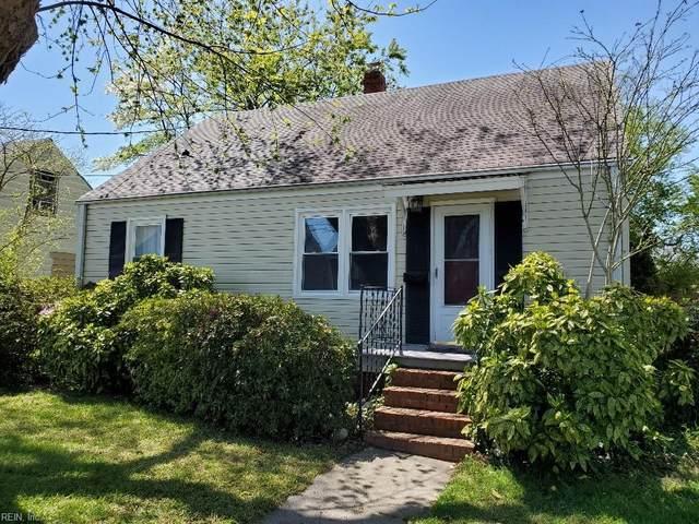 10 Violet St, Hampton, VA 23663 (#10371843) :: Berkshire Hathaway HomeServices Towne Realty