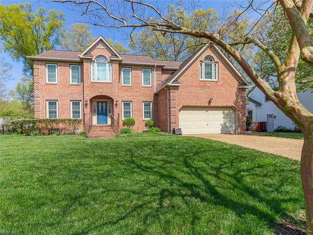 121 Rockmor Ln, York County, VA 23693 (#10371848) :: Team L'Hoste Real Estate