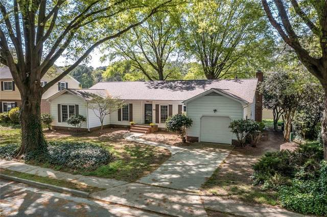 520 Elizabeth Lake Dr, Hampton, VA 23669 (#10371851) :: Momentum Real Estate