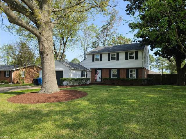 5012 Bliven Ln, Virginia Beach, VA 23455 (#10371864) :: Tom Milan Team