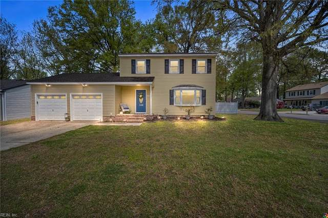 146 Fairmont Dr, Hampton, VA 23666 (#10371878) :: Rocket Real Estate