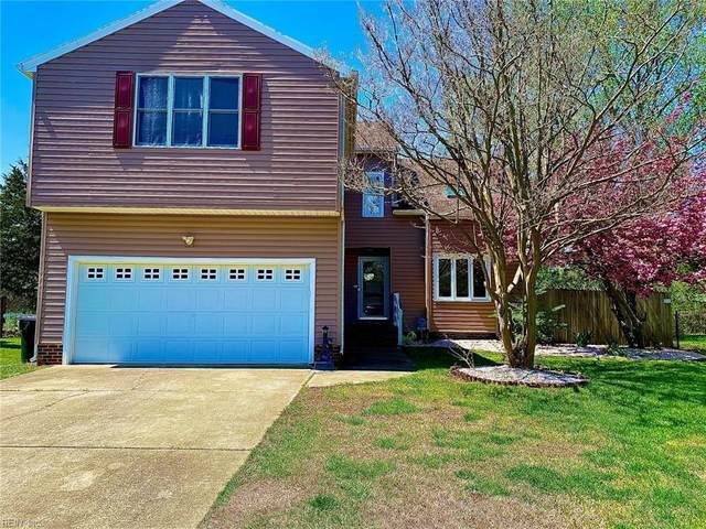 7 Sandpiper Ct, Hampton, VA 23669 (#10371897) :: Momentum Real Estate