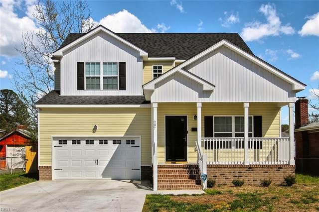 207 Ivey St, Portsmouth, VA 23701 (#10371921) :: Berkshire Hathaway HomeServices Towne Realty