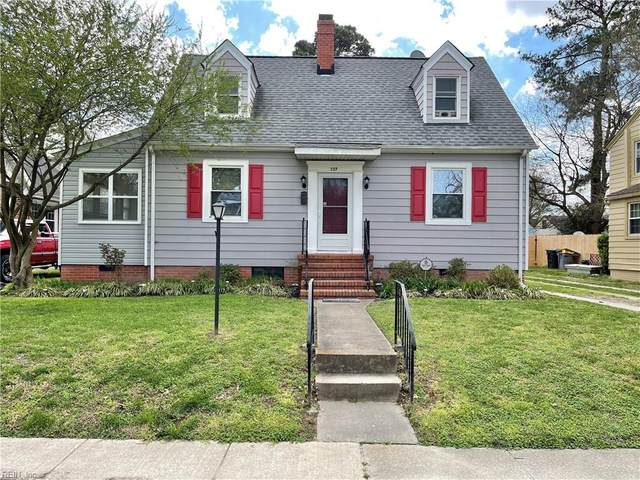 127 Wythe Pw, Hampton, VA 23661 (#10371935) :: Berkshire Hathaway HomeServices Towne Realty