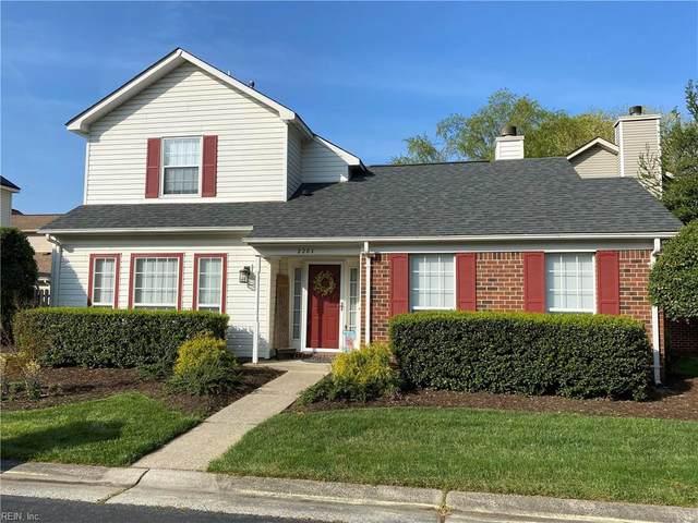 2281 Timberneck Ln, Newport News, VA 23602 (#10371938) :: Berkshire Hathaway HomeServices Towne Realty