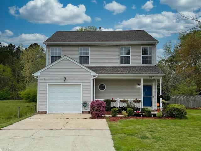 927 Bells Mill Rd, Chesapeake, VA 23322 (#10371940) :: Atlantic Sotheby's International Realty