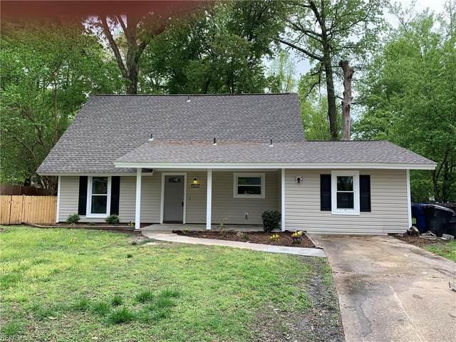4029 Foxwood Dr, Virginia Beach, VA 23462 (#10371954) :: Crescas Real Estate