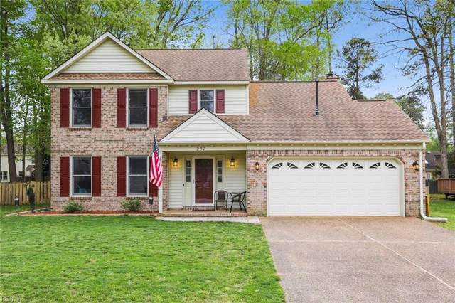 237 Dunn Cir, Hampton, VA 23666 (#10371974) :: Tom Milan Team