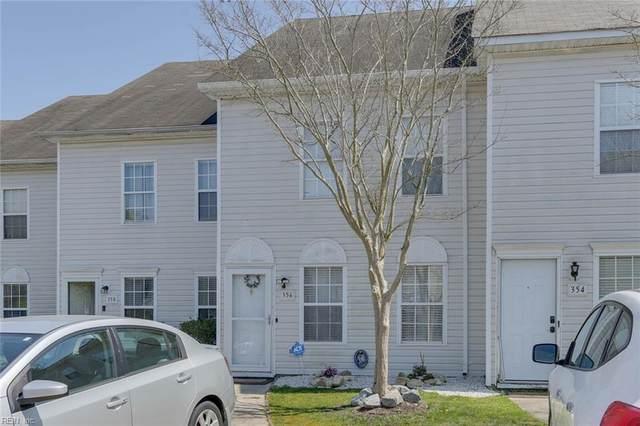 356 Francisco Way, Newport News, VA 23601 (#10371975) :: RE/MAX Central Realty