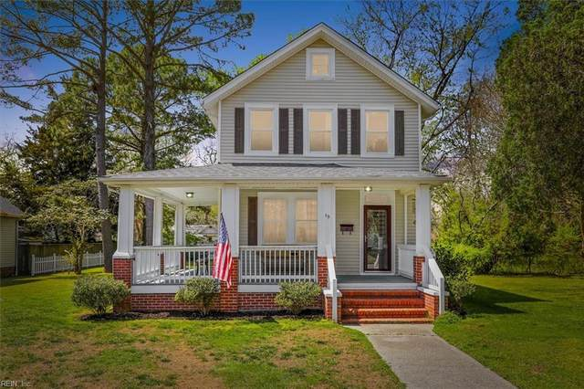 19 N Boxwood St, Hampton, VA 23669 (#10371987) :: Berkshire Hathaway HomeServices Towne Realty