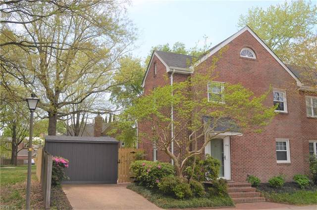 454 Westover Mews, Norfolk, VA 23507 (#10371989) :: Momentum Real Estate