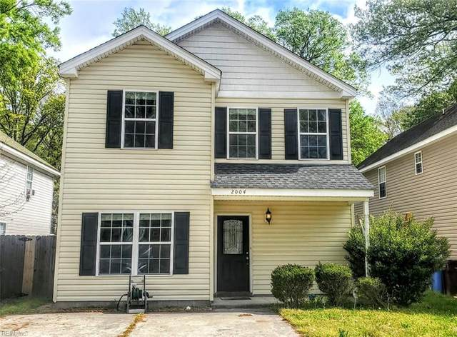 2004 Weber Ave, Chesapeake, VA 23320 (#10372019) :: Crescas Real Estate