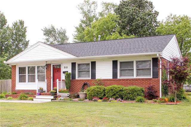 215 Dover Rd, Hampton, VA 23666 (#10372033) :: Momentum Real Estate