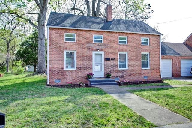 58 N Mary Peake Blvd, Hampton, VA 23666 (#10372041) :: Momentum Real Estate