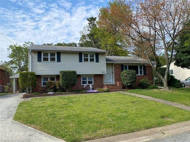 1640 Tallwood St, Norfolk, VA 23518 (#10372057) :: Abbitt Realty Co.