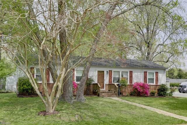 174 Mark Twain Dr, Newport News, VA 23602 (#10372063) :: Crescas Real Estate