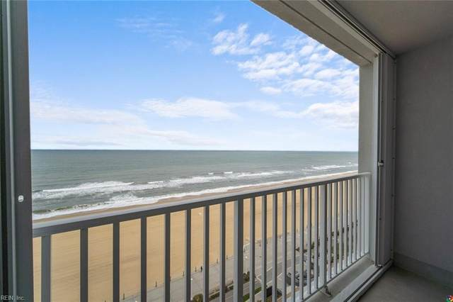 3800 Atlantic Ave #1102, Virginia Beach, VA 23451 (#10372069) :: Kristie Weaver, REALTOR