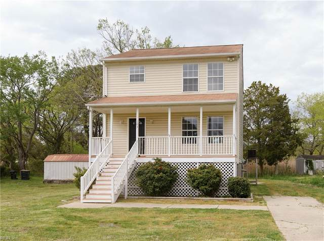 103 Messick Rd, Poquoson, VA 23662 (#10372075) :: Berkshire Hathaway HomeServices Towne Realty