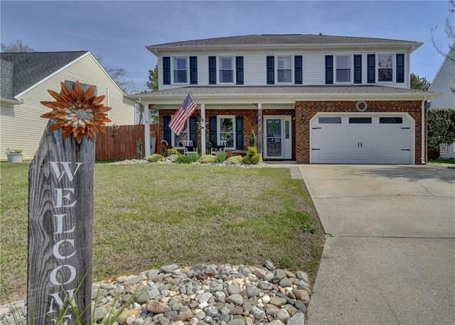 813 Whispering Woods Ct, Virginia Beach, VA 23456 (#10372080) :: Momentum Real Estate