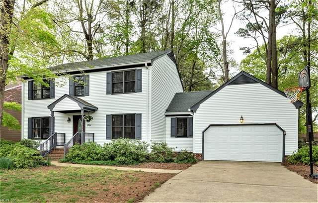 4 Sarfan Dr, Hampton, VA 23664 (#10372085) :: Momentum Real Estate