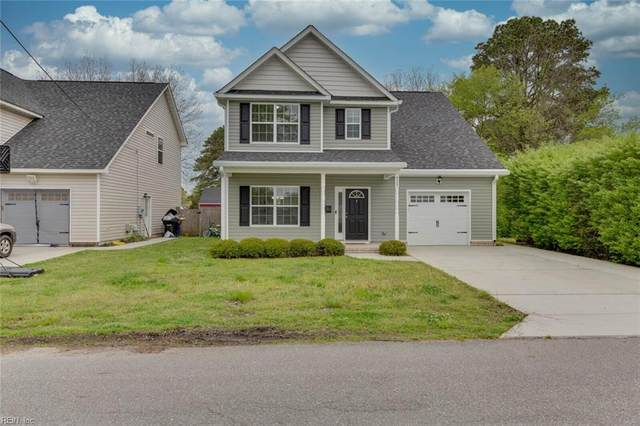 415 Summers Pl, Portsmouth, VA 23702 (#10372087) :: RE/MAX Central Realty