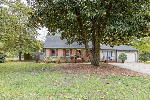101 Vaiden Dr, James City County, VA 23188 (#10372100) :: Atkinson Realty