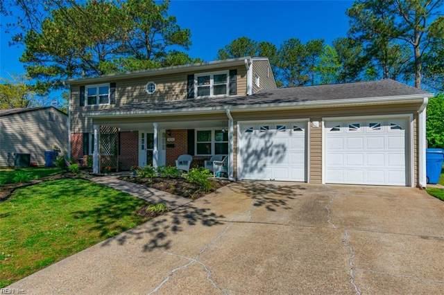 3836 Brentwood Cres, Virginia Beach, VA 23452 (#10372123) :: The Kris Weaver Real Estate Team