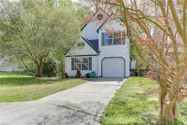 254 Summerlake Ln, Newport News, VA 23602 (#10372133) :: Crescas Real Estate