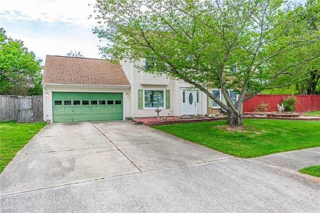 1605 Castlefield Rd, Virginia Beach, VA 23456 (#10372148) :: Team L'Hoste Real Estate