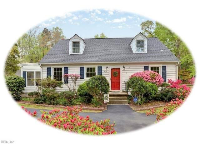 406 Wilkinson Dr, York County, VA 23188 (#10372191) :: The Kris Weaver Real Estate Team