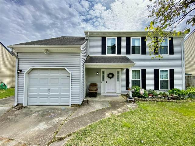 4912 Cliffony Dr, Virginia Beach, VA 23464 (#10372208) :: Team L'Hoste Real Estate