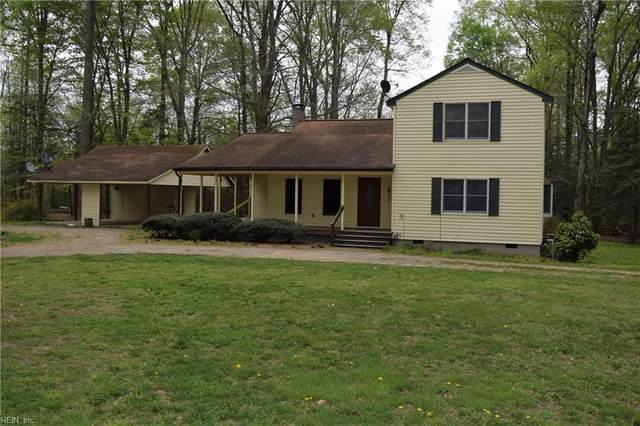 5196 Kathy Ln, Gloucester County, VA 23061 (#10372220) :: Tom Milan Team