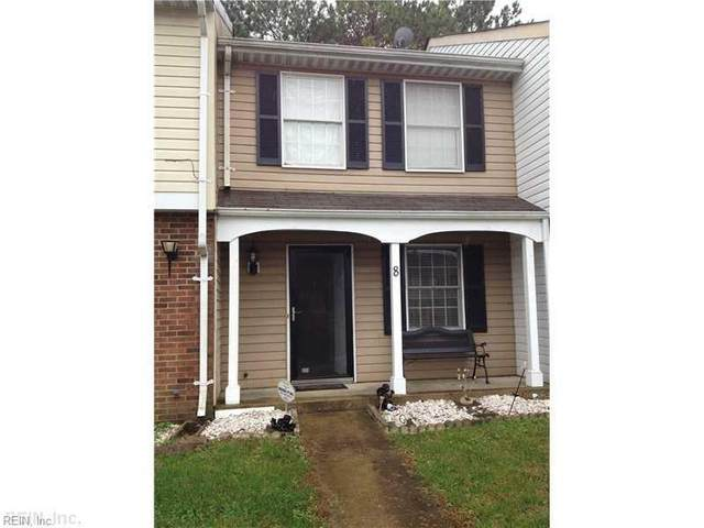 8 Rebecca Ct, Hampton, VA 23666 (#10372221) :: Rocket Real Estate