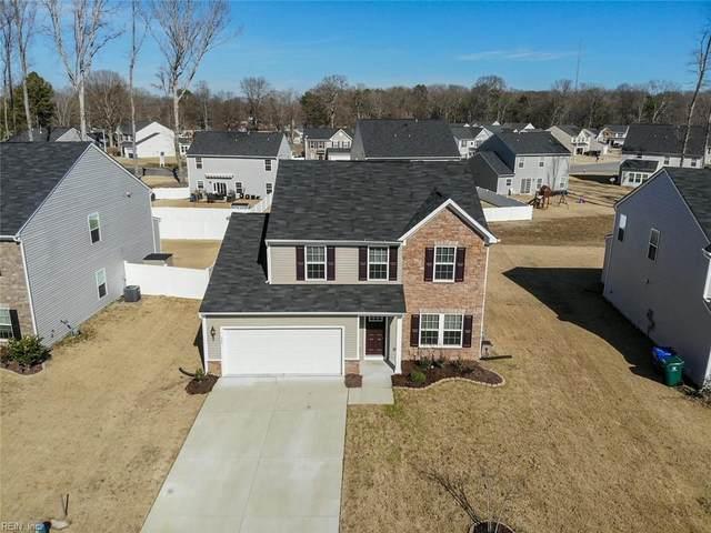 628 Newman Dr Dr, Newport News, VA 23601 (#10372225) :: Momentum Real Estate