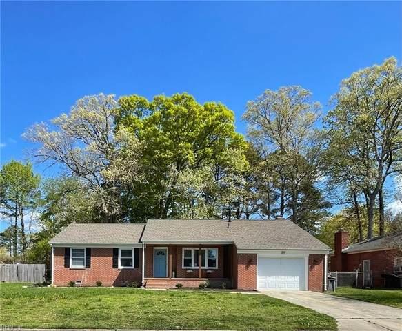 25 Alexander Dr, Hampton, VA 23664 (#10372240) :: Berkshire Hathaway HomeServices Towne Realty