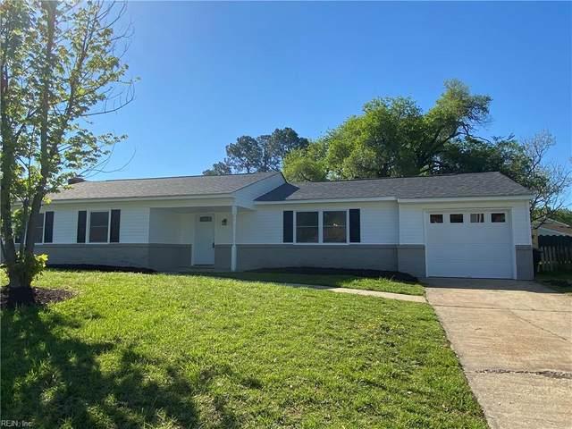 3817 Forrester Ln, Virginia Beach, VA 23452 (#10372249) :: Team L'Hoste Real Estate