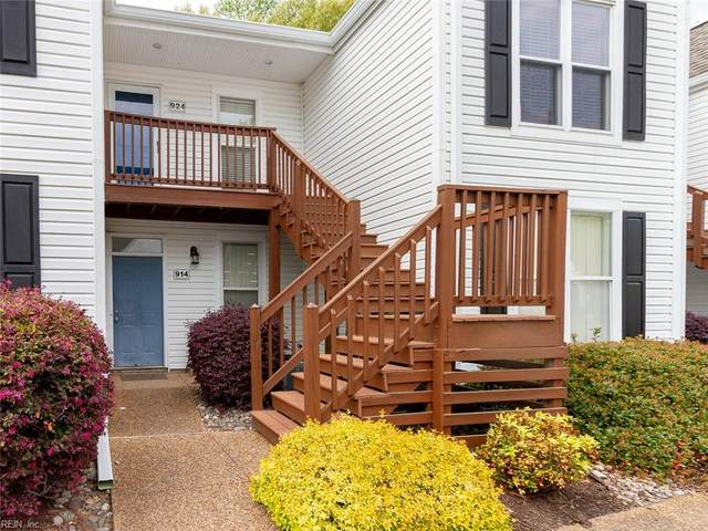 924 Ironwood Dr, York County, VA 23693 (#10372253) :: Kristie Weaver, REALTOR
