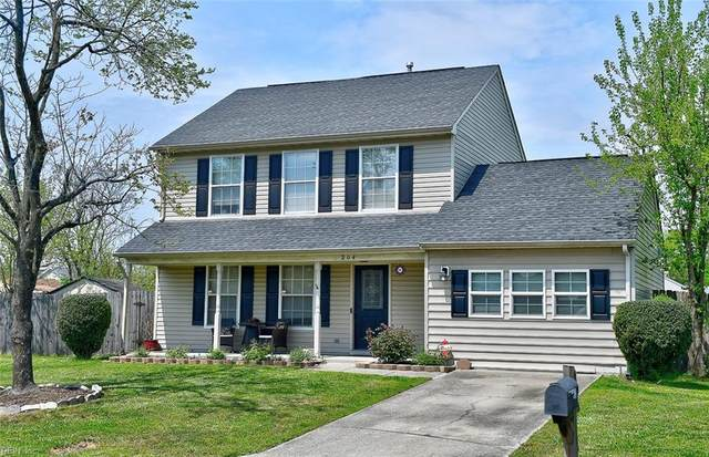 204 Oak Manor Ct, Suffolk, VA 23434 (#10372262) :: Rocket Real Estate