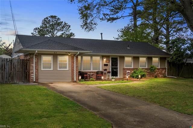 813 Westerly Trl, Virginia Beach, VA 23464 (#10372271) :: Team L'Hoste Real Estate