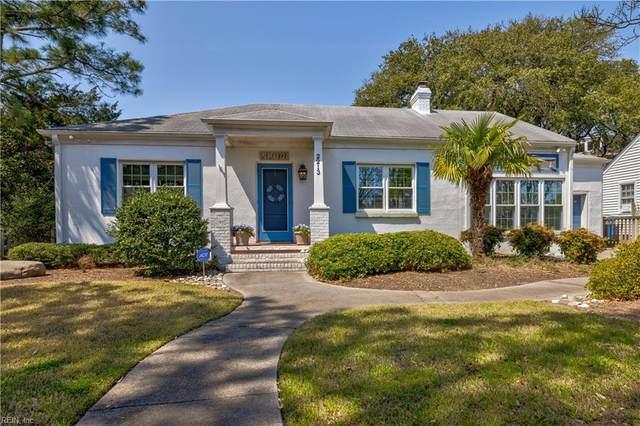 2213 Powhatan Ave, Virginia Beach, VA 23455 (#10372279) :: Team L'Hoste Real Estate