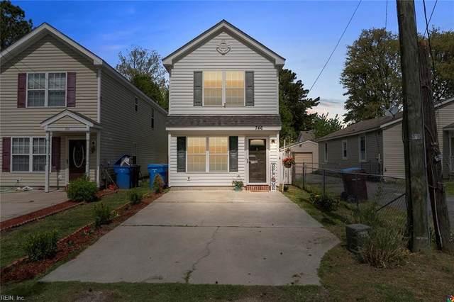 746 Cardover Ave, Chesapeake, VA 23325 (#10372296) :: Kristie Weaver, REALTOR