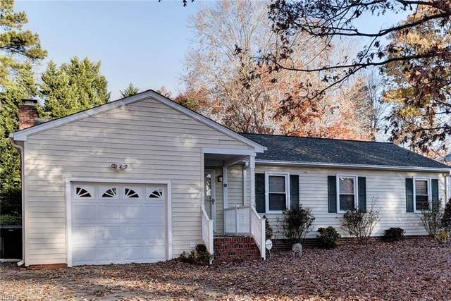 16 Roberts Trce, Hampton, VA 23666 (#10372329) :: The Kris Weaver Real Estate Team