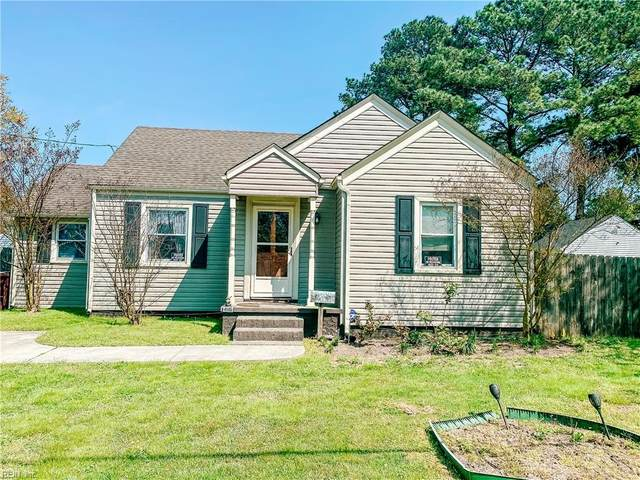 4105 Hamilton St, Chesapeake, VA 23324 (#10372330) :: Crescas Real Estate